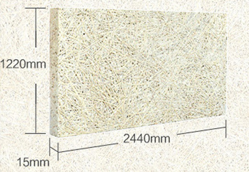 Wood Wool Cement Board Manufacturers