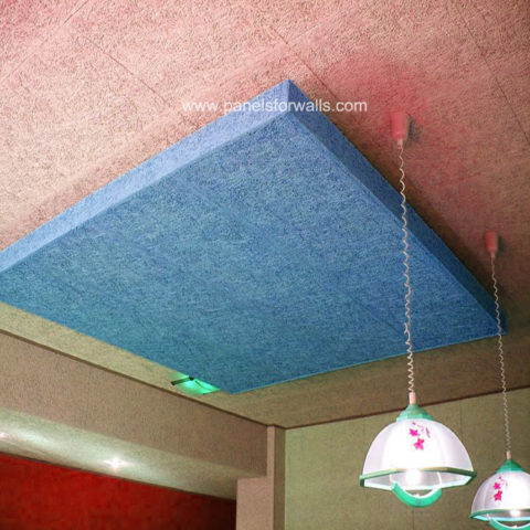 Acoustic Wood Clouds Factory Wood Wool Slabs Problems Wood Wool Ceiling Panels
