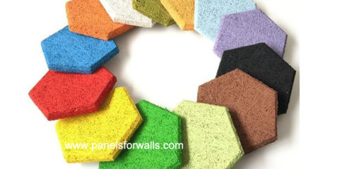 Hexagon Acoustic Wall Panels Hexagon Acoustic Ceiling Panels Acoustic Panel Hexagon Panel